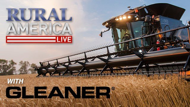 RURAL AMERICA LIVE with GLEANER
