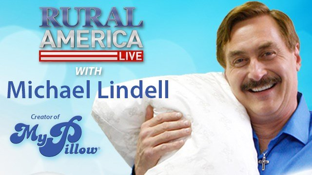 RURAL AMERICA LIVE with Michael Lindell