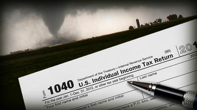 Taxes and Weather-related Losses