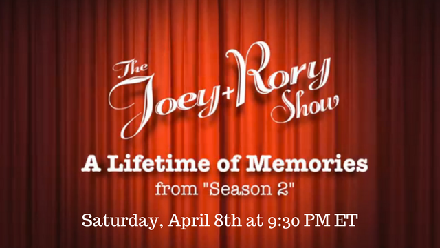 The Joey+Rory Show: A Lifetime of Memories