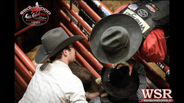 200 cowboys are set to compete at the All Around Ranch Rodeo.