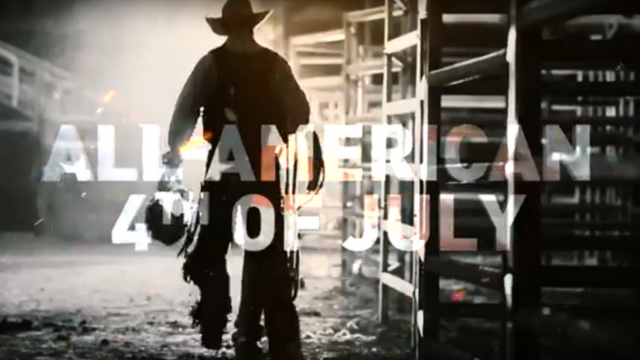 Watch RFD-TV's The American Marathon,  Tuesday, July 4th on The Cowboy Channel from 6 a.m. to 2 a.m. ET