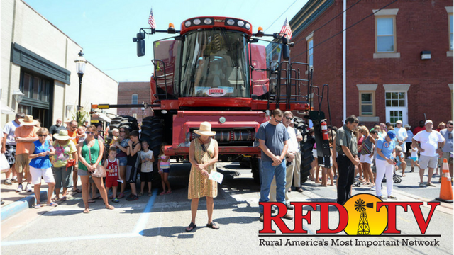 See how this small town in Maryland celebrates the American farmer.