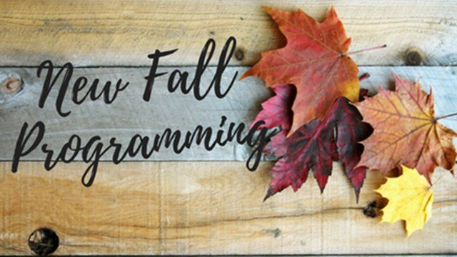 New Fall Programming on RFD-TV
