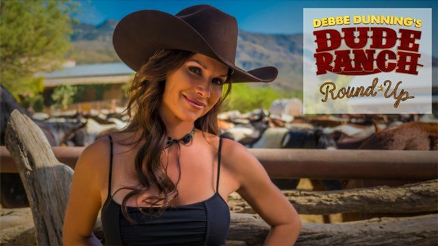 Debbe Dunning's Dude Ranch Roudup