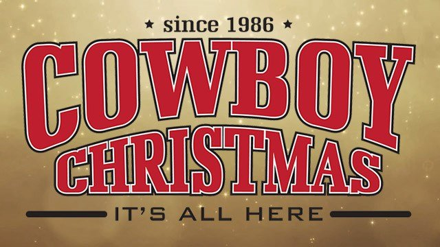 Cowboy Christmas – It's All Here!