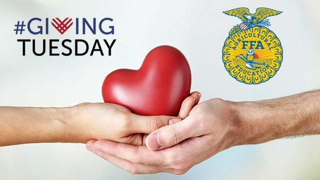Giving Tuesday and FFA