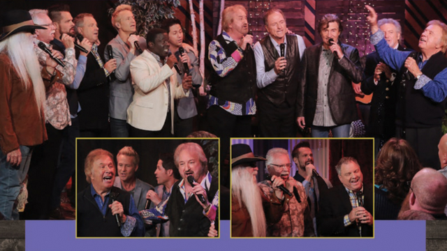 Gaither Specials: Country Roots and Gospel Favorites and A Few Good Men