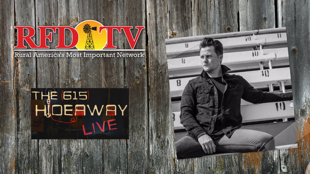 Tyler Williams joins RFD-TV's Music Monday