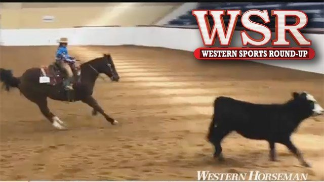 Amy Wilson updates us on Western Horseman's timed event challenge.