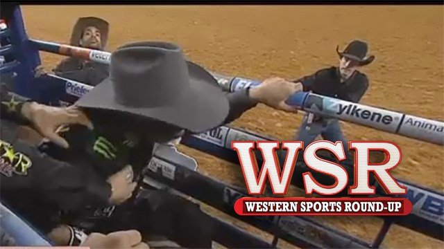 JB Mauney gives Amy Wilson an update on his shoulder injury and talks about getting ready for RFD-TV's THE AMERICAN