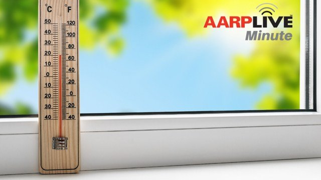 Keeping energy costs down as spring temperatures rise.