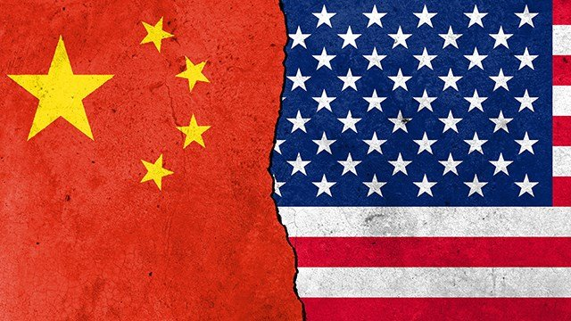 China responds with tariffs on U.S. agriculture.