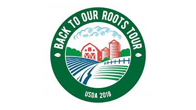 """USDA """"Back to Our Roots"""" Tour 2018"""