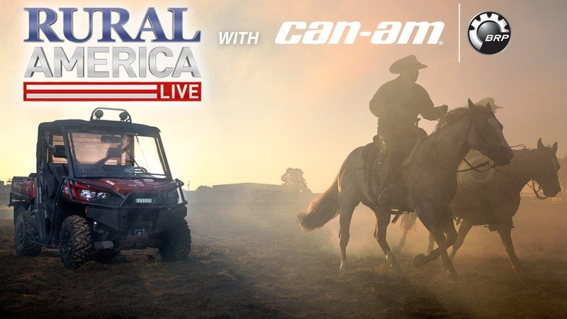 RURAL AMERICA LIVE with Can-Am