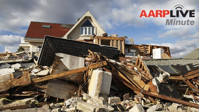 AARP Live Minute: Developing a Natural Disaster Preparedness Plan
