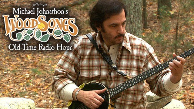 Folksinger Michael Johnathon's WoodSongs Old-Time Radio Hour