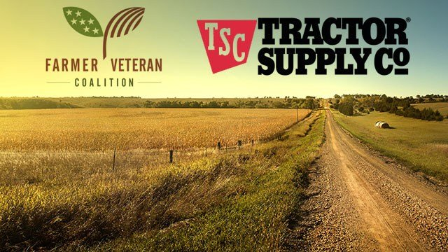Farmer Veteran Coalition and Tractor Supply Co.
