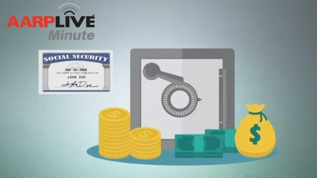 AARP Live Minute: Securing Your SSN