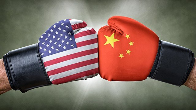 The US and China go another round in the trade bout.
