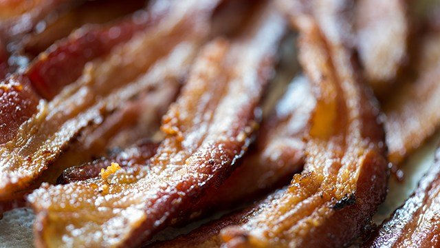 It's National Bacon Day!
