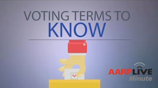 AARP Live Minute: Casting Your Vote Early