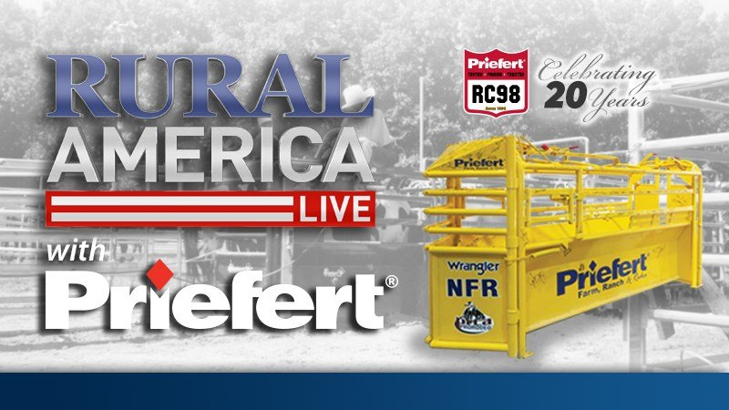RURAL AMERICA LIVE with Priefert