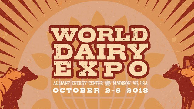 2018 World Dairy Expo