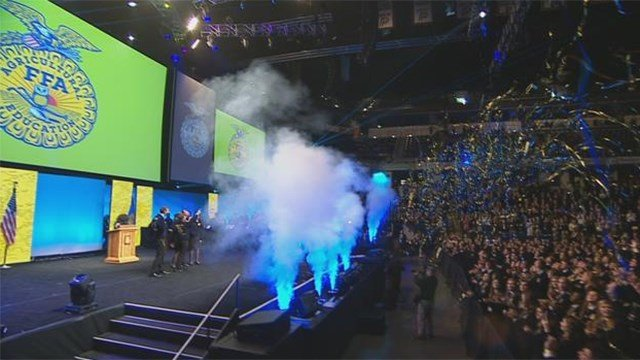 2018 FFA National Convention - Out With a Bang!