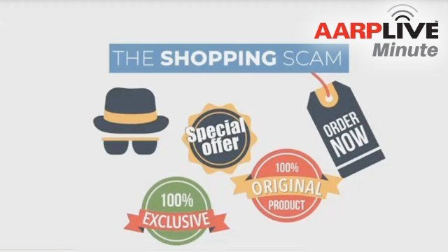AARP Live Minute: The Latest Identity Scams