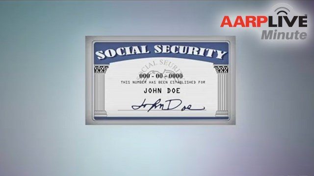 AARP Live Minute Protect Your SSN