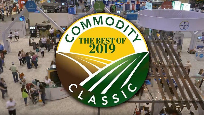 Best of Commodity Classic 2019