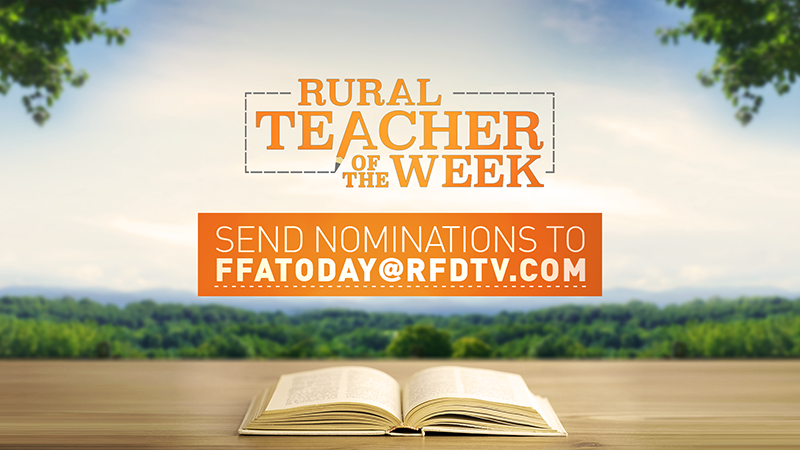 Rural Teacher of the Week