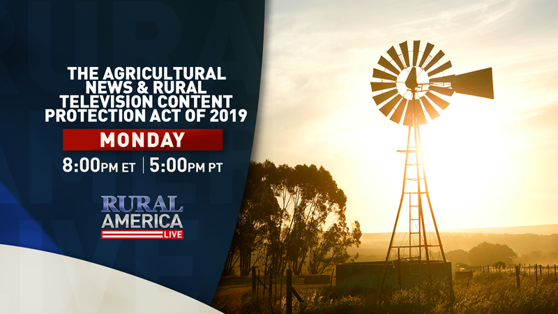 RURAL AMERICA LIVE: Ag News & Rural TV Content Act
