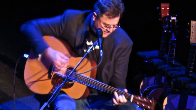 Vince Gill - Photo courtesy of: rulenumberone2, Creative Commons
