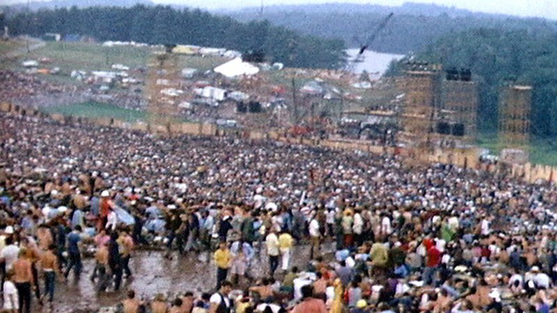 The Woodstock Arts and Music Fair: August 15–18, 1969