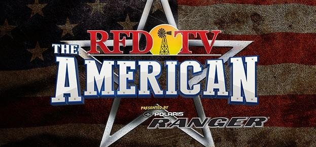 RFD-TV's The American, presented by Polaris RANGER, is March 2 at Dallas Cowboys' AT&T Stadium in Arlington, Texas.