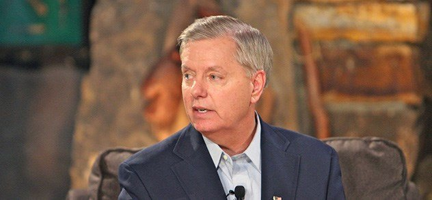 Senator Lindsey Graham addresses immigration