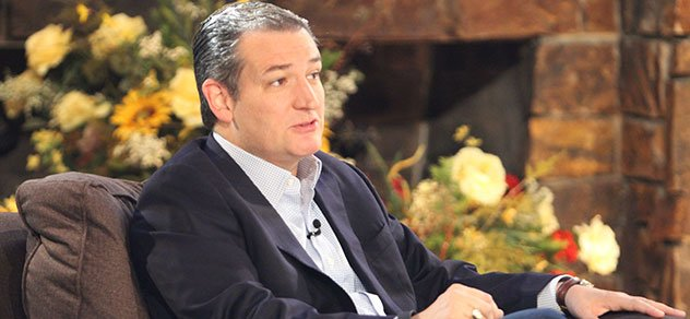 Senator Ted Cruz talks about rural issues on RURAL TOWN HALL.