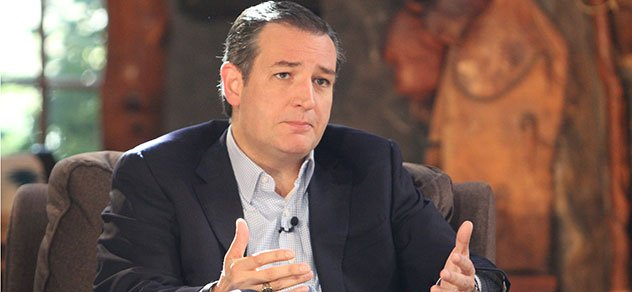RURAL TOWN HALL profiles Senator Ted Cruz.