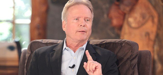 Presidential candidate Jim Webb on RURAL TOWN HALL.