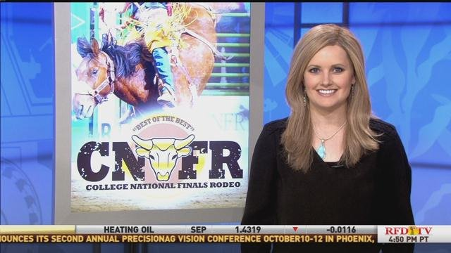 Wsr College National Finals Rodeo Results