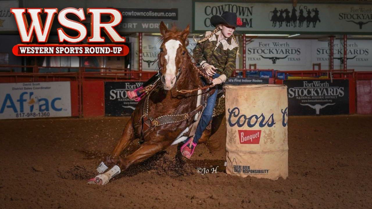 Young Barrel Racer Hopes To Shine At The American Semi