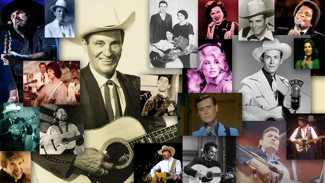 Top 10 Country Music Artists Who Shaped The Genre Part 1
